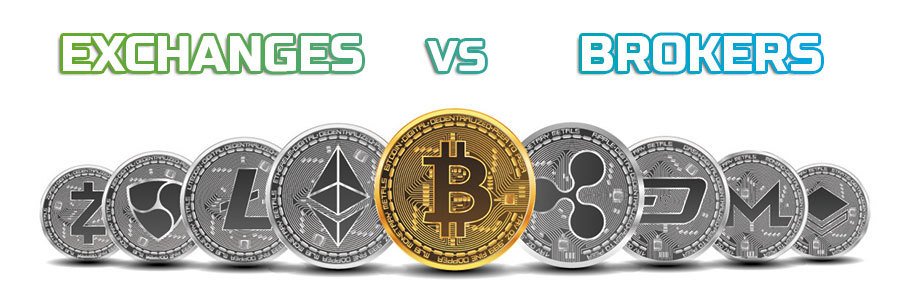 Cryptocurrency Exchange Platforms vs Crypto Trading CFD Brokers