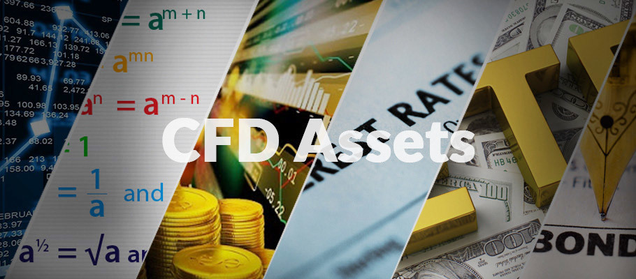 6 Types of CFD Assets – Stocks, Indices, Commodities, Interest Rates, ETFs, Bonds