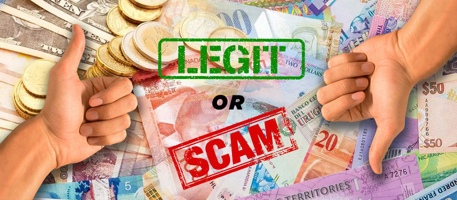 Is Forex Trading Legit or Just a Scam?