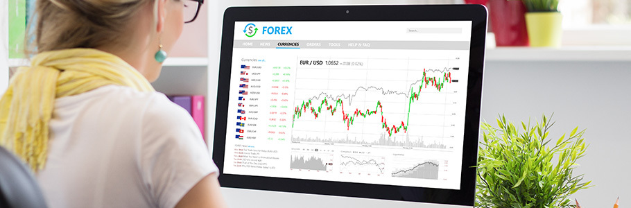 Profiting from currency trading with the world's most tradable currencies
