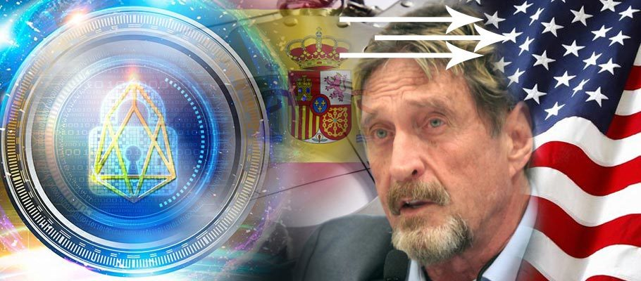 Crypto and Cybersecurity Inventor John McAfee Arrested in Spain