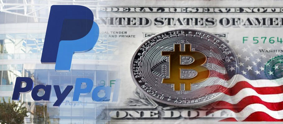 PayPal Readies Platform for U.S. Residents to Buy and Sell Crypto