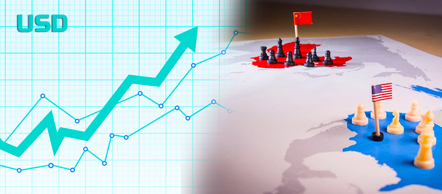 Trade Jitters with China and Good NFP Report Boost the USD Position