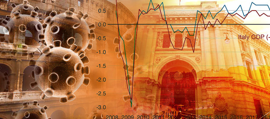 Bank of Italy Warns About Negative Impact on Economy Growth Due to Coronavirus Outbreak