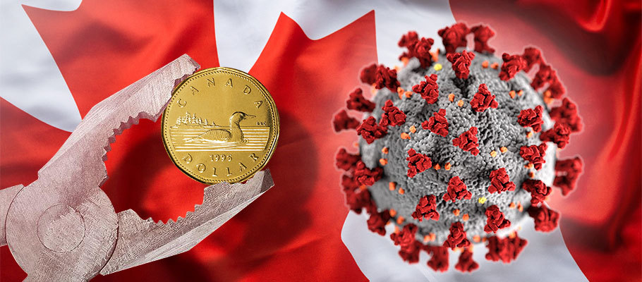 Canadian Dollar Under Pressure from Surging Delta Variant, Sinking Crude Prices