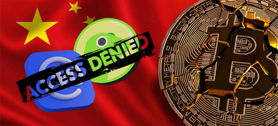Beijing's Crypto Crackdown Hits Market Data Companies, as Chinese Traders Lose Access