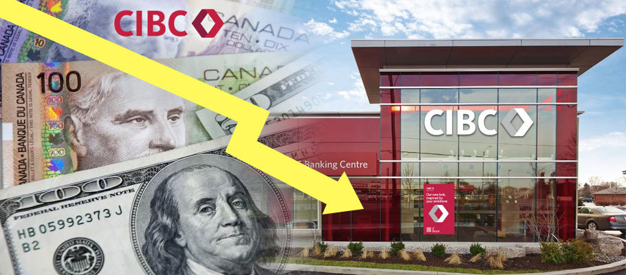 Loonie (CAD) Faces Headwinds Next Year, Says CIBC