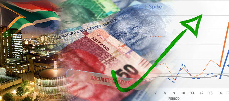 Spiking Rand Demand as Travel Money Orders for South Africa Rise Steadily