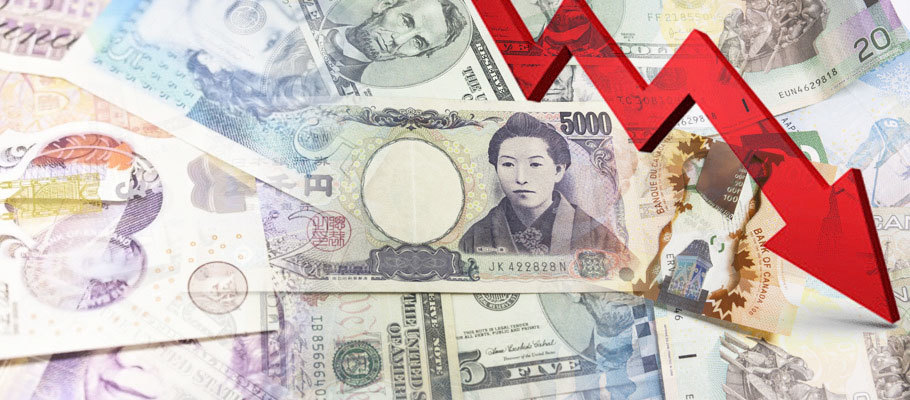 Several Currencies Collapse Amid Extended Demand for Greenback