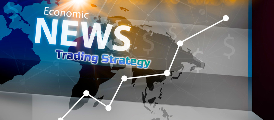 Economic News Trading Strategy