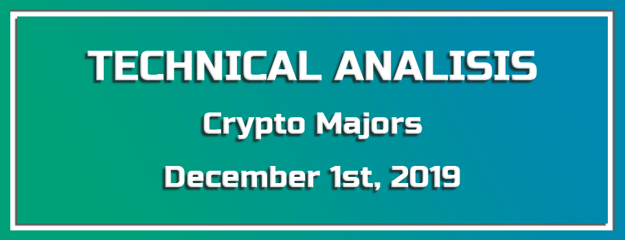 Technical Analysis of Crypto Majors – December 1st, 2019