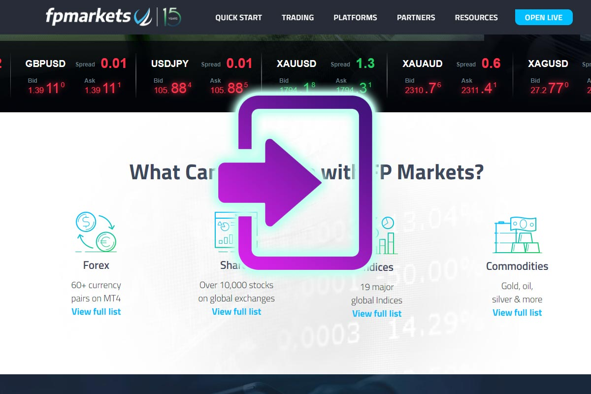 FP-Markets scalping broker