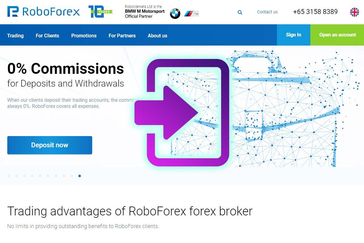 Roboforex scalping broker